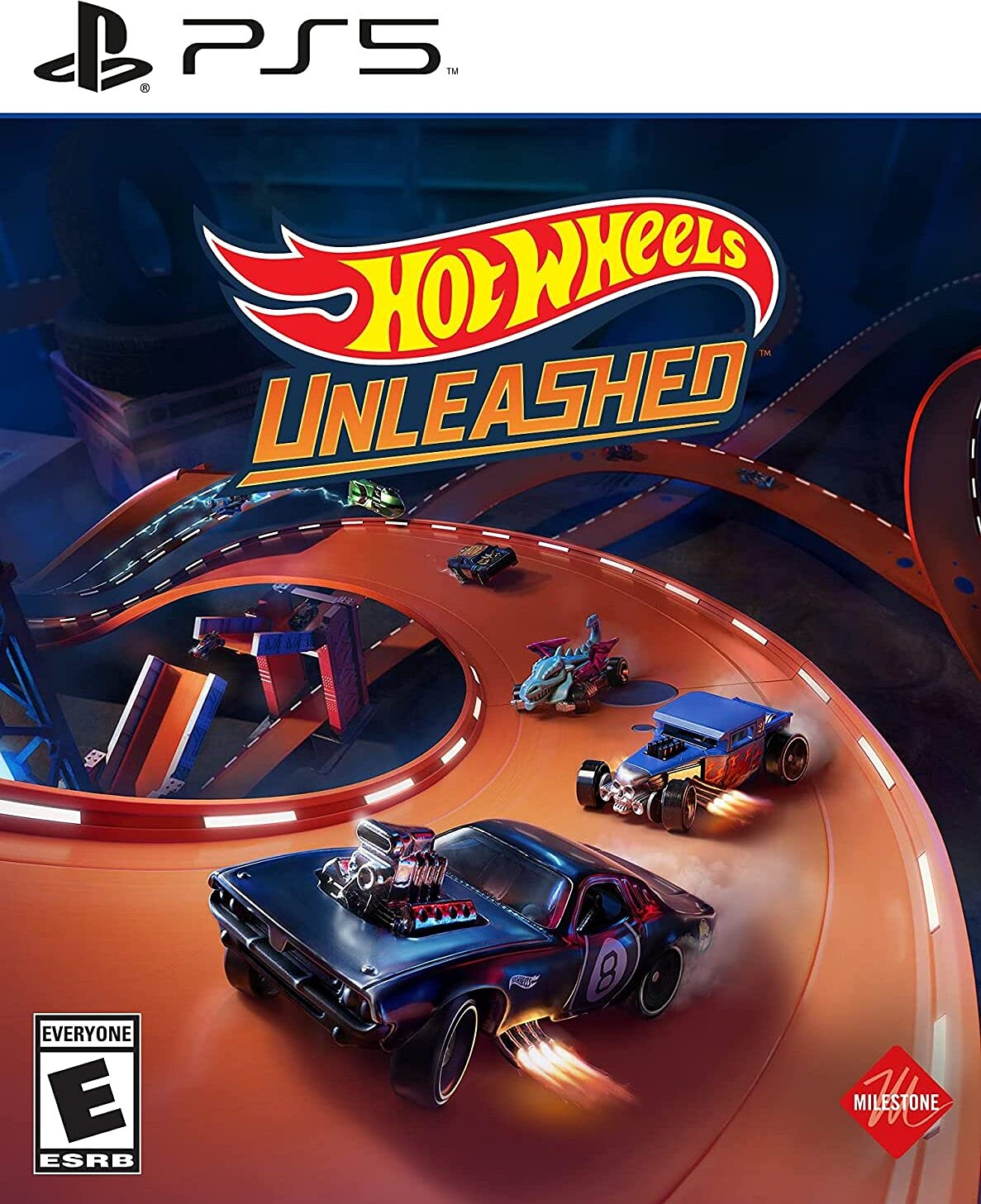 Poster. Hot Wheels Unleashed