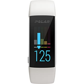 Polar A370 Reloj de fitness con GPS conectado y Frecuencia cardíaca en la muñeca. Actividad 24/7 - Blanco, S: Amazon.es: Deportes y aire libre