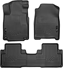 Husky Liners Fits 2012-14 Honda CR-V Weatherbeater Front & 2nd Seat Floor Mats
