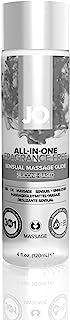 SYSTEM JO 2008613 Sensetive Massage Glijmiddel geurloos, per stuk verpakt (1 x 200 ml)