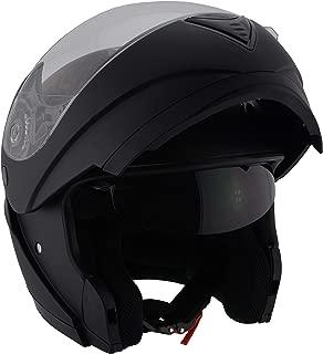 Milwaukee Performance Helmets Unisex-Adult Modular Expedition Helmet (Matte Black, Medium)