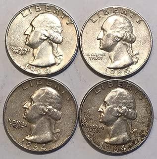 Best 1964 silver quarter dollar value Reviews