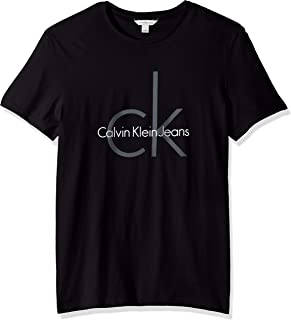 Calvin Klein Men's Long Sleeve V-Neck T-Shirt