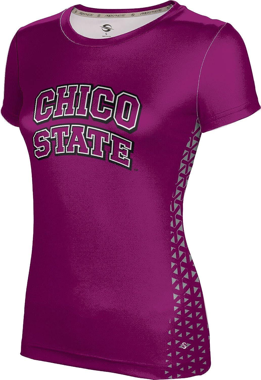 ProSphere California State University Chico Girls' Performance T-Shirt (Geo)