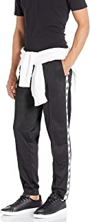 Men's Polyester Tricot Draw String Trouser