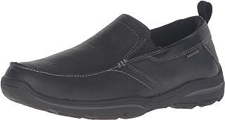 قياس مريح للرجال من سكيتشرز: حذاء بالانزلاق من هاربر - فورد