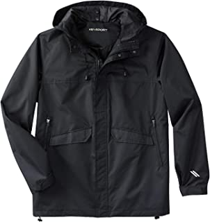 KS Sport Kingsize Sport Collection Men's Big & Tall 3-in-1 Trident Jacket