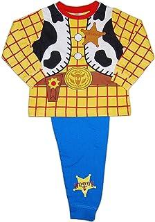 Disney Garçons Toy Story Pyjama Enfants Woody Pyjama Pyjama Ensemble