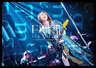 """【Amazon.co.jp限定】藍井エイル LIVE TOUR 2019 """"Fragment oF"""" at 神奈川県民ホール (通常盤Blu-ray) (トートバッグ付)..."""