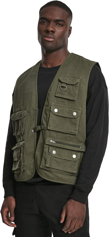 Urban Classics - Worker Cotton-Twil Vest