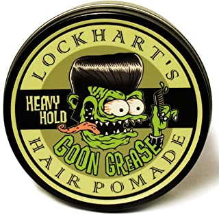 Lockhart's Hair Pomade Limited Edition Goon Grease, 4 Ounce by Lockhart's Authentic