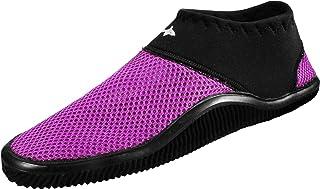 Zapato Acuatico Escualo Modelo Tekk Color Morado Talla 25