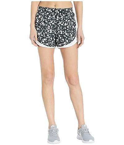 Nike Tempo Shorts Print Daisy (Black/White/White/Wolf Grey) Women