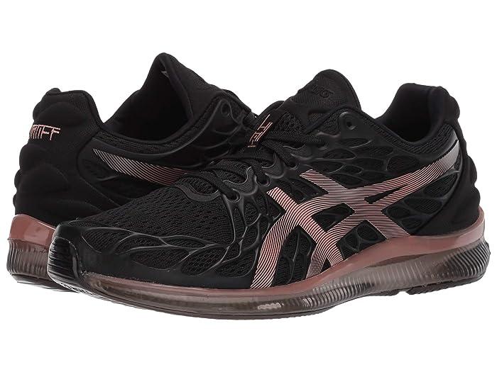 ASICS  GEL-Quantum Infinity 2 (Black/Rose Gold) Womens Running Shoes