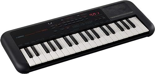 Yamaha PSS-A50 – Clavier Mini Touches – Instrument de musique léger et portable – Avec sonorités et effets intégrés –...