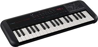 Yamaha PSS-A50, Tastiera Digitale Portatile e Leggera, Con 37 Tasti Dinamici, 1, Nero