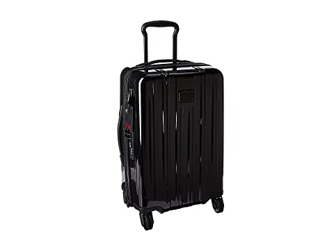 Tumi V3 International Expandable Carry-On Black Clearance Cheapest Price WpOl2rx