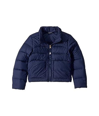 The North Face Kids Andes Down Jacket (Little Kids/Big Kids) (Montague Blue) Girl