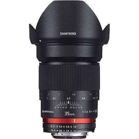 Samyang 35mm F1 4 Objektiv Für Anschluss Micro Four Kamera