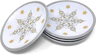 Best melamine snowflake plates Reviews