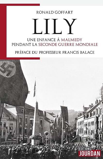 Lily, une enfance à Malmédy pendant la seconde guerre mondiale