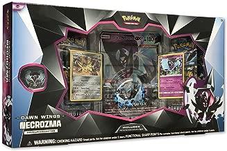 Pokemon TCG: Dawn Wings Necrozma Premium Figure Collection Box Featuring A Collector's Figure & Pin