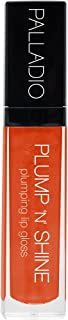 Palladio Plump 'n' Shine Lip Gloss, Fireworks