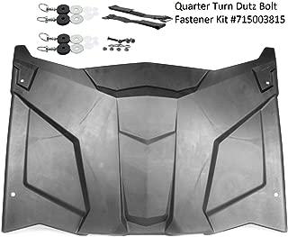 Mutazu Polypropylene Sport Roof for Can Am Maverick X3 & Hardware kit #715003815 (X3 roof #2)