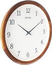 Seiko Clock, Wood (acacia)