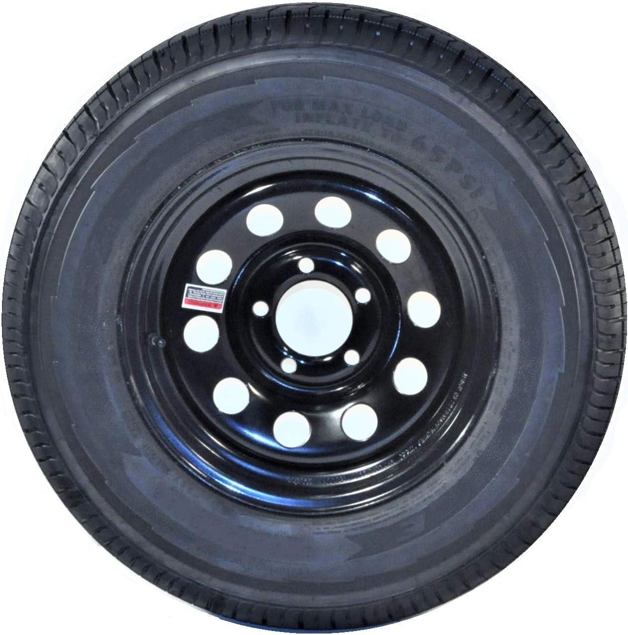 Trailer Tire On Rim 2021 autumn and winter new Bias Ply ST175 80D13 80 175 13 5-4.5 LRC Regular dealer Bla