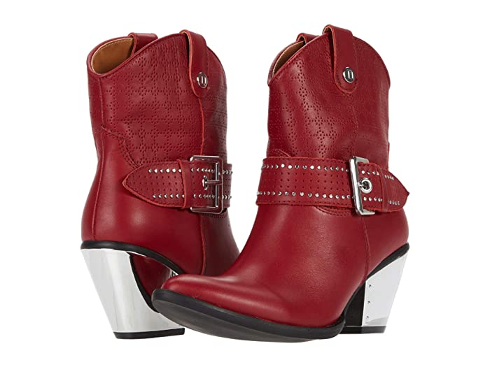 Backstage  Shoes (Red) Women's Boots