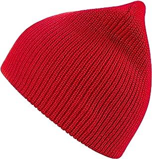 nine bull Winter Beanie Hat Warm Knit Hats Acrylic Knit Cuff Beanie Cap for Women & Men