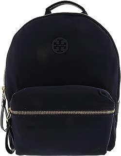 Tory Burch Tilda Nylon ZIp Backpack- Tory Navy