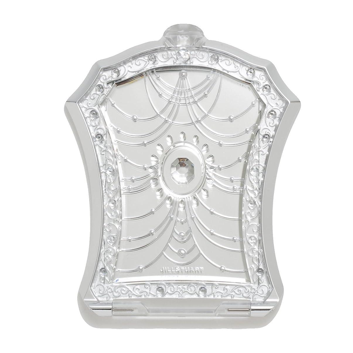 覆すうねるサンダー【名入れ対応可】ジルスチュアート JILL STUART ミラー 鏡 手鏡 Beauty Compact Mirror スクエア 四角 コンパクト ミラー 20743