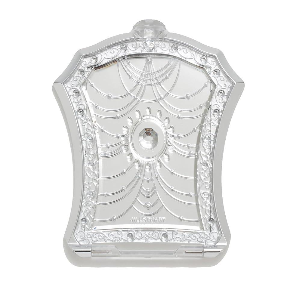 乳剤ペンフレンド脇に【名入れ対応可】ジルスチュアート JILL STUART ミラー 鏡 手鏡 Beauty Compact Mirror スクエア 四角 コンパクト ミラー 20743