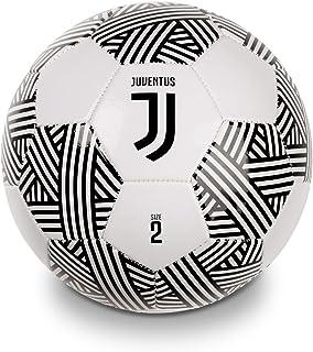Mondo Toys 13414 - Balón de fútbol de la Juventus Pro, tamaño 2, 150 g, Color Blanco y Negro
