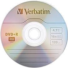 "Verbatim America, Llc - Verbatim Dvd+R 4.7Gb 16X 10Pk Bulk Box - 120Mm2 Hour Maximum Recording Time ""Product Category: Sto..."