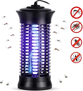 comprar comparacion Feizhibo Lampara Anti-Mosquitos, Lámpara Mosquito Electrico, Lámpara Mata Insectos Electrico Lámpara Anti Mosquitos UV Mos...