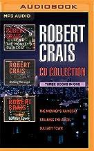 Robert Crais - Elvis Cole/Joe Pike Series: Books 1-3: The Monkey's Raincoat, Stalking the Angel, Lullaby Town