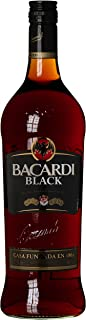 Bacardi Black Rum 1 Litre