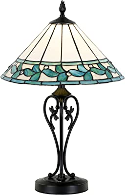 Dale Tiffany Tt101114 Boehme Table Lamp Antique Golden