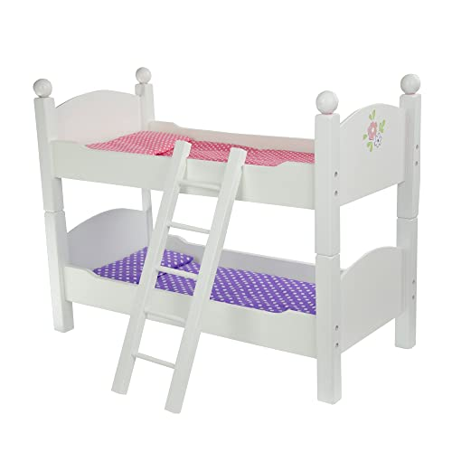 Doll Beds For 18 Inch Dolls Amazoncouk