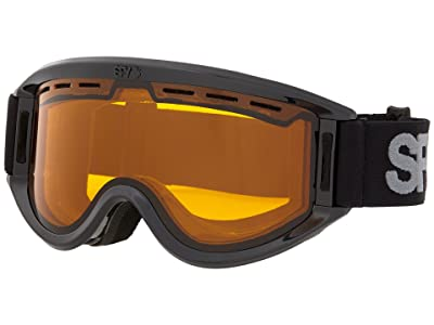 Spy Optic Getaway (Black/Persimmon) Goggles