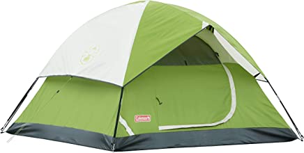 Coleman Dome Tent for Camping | Sundome Tent with Easy...
