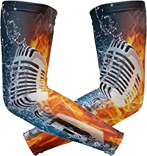 Best microphone sleeve tattoo Reviews