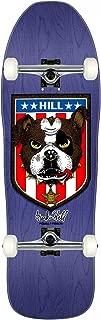 Powell-Peralta Skateboard Frankie Hill Bulldog Purple Old School Assembled