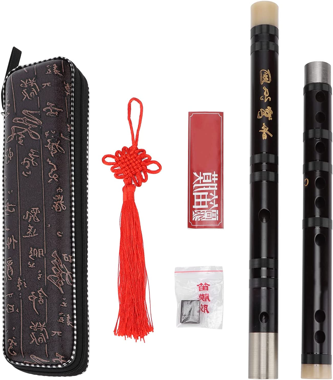 New Max 54% OFF sales Bamboo Flute Rust Proof Design Of No W White Copper Air-leakage