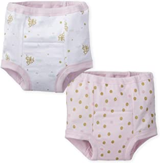 Gerber Baby Girls' 2-Pack Training Pant, Princess (3T)