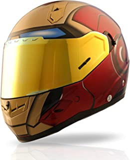 iron man helmet dot
