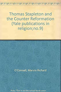 Thomas Stapleton and the Counter Reformation